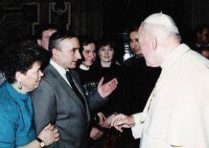 Ze Świętym Janem Pawłem II